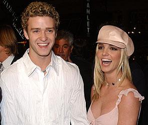 Джастин Тимберлейк и Бритни Спирс. Фото: Getty Images/Fotobank.ru