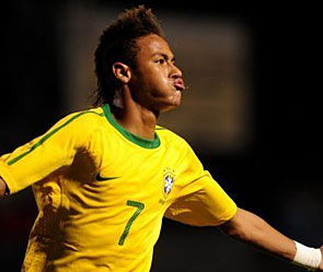 Nike Football Presents Master Speed - Featuring Robinho, Neymar, Ganso.