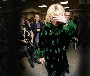 Ирина Аллегрова. Фото: Дни.Ру/Артем Коротаев