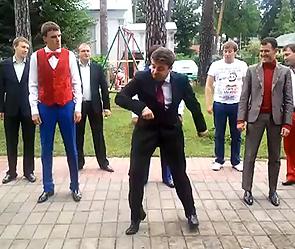 Первый канал вырезал танец