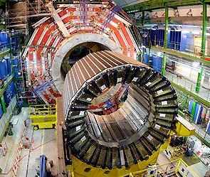Большой адронный коллайдер. Фото: ИТАР-ТАСС