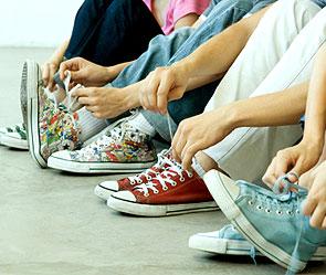 Популярная обувь оказалась вредной