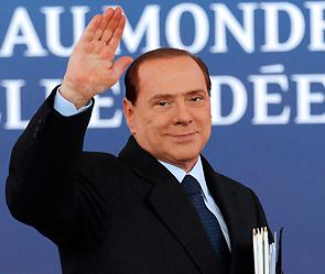 Сильвио Берлускони. Фото: ИТАР-ТАСС