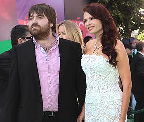 Александр Семин,Эвелина Бледанс. Фото: РИА Новости
