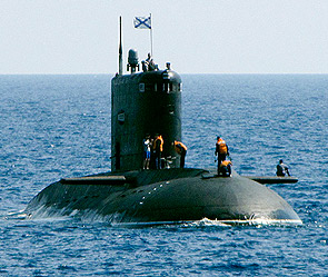 Россия обновляет подводный флот