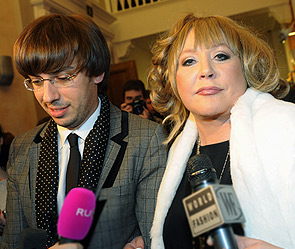 Максим Галкин, Алла Пугачева. Фото: ИТАР-ТАСС