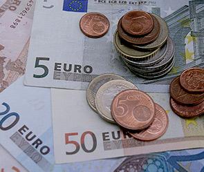 Евро курс упал