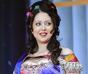 Юлия Забожанская. Фото: ИТАР-ТАСС