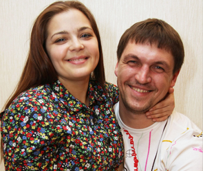 Ирина Пегова и Дмитрий Орлов. Фото: ИТАР-ТАСС
