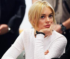 Линдси Лохан. Фото: Getty Images/Fotobank.ru