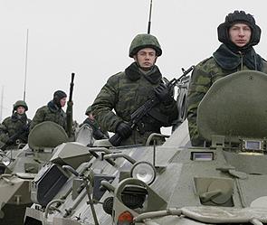 Россия перевооружит солдат в