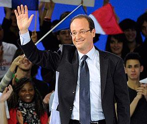 Франция получила нового президента