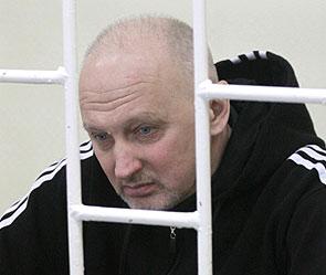 """Авторитета Татарина приговорили к 13,5 годам тюрьмы  """" Из новостей."""