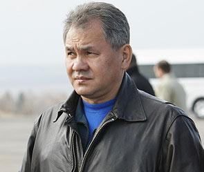 Сергей Шойгу. Фото: РИА Новости