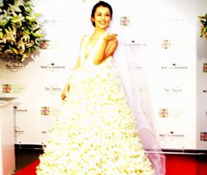 Свадебные платья сати