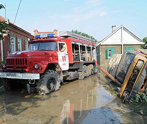 Найдены новые жертвы наводнения в