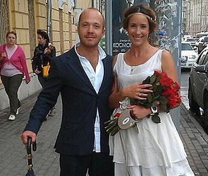 Евгений Стычкин женился на своей коллеге  Ольге Сутуловой