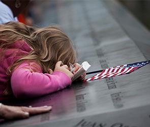Сша вспоминают жертв теракта 11
