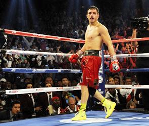 Хулио Сезар Чавес-младший. Фото: Getty Images/Fotobank.ru