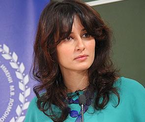Тина Канделаки. Фото: ИТАР-ТАСС