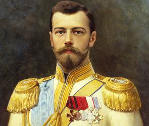 Кинохроника с Николаем II в цвете