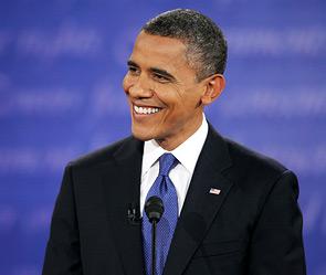 Обама выиграл у ромни решающую битву