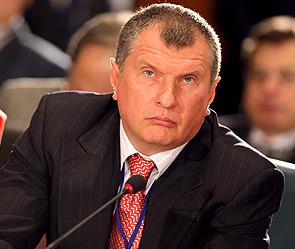 """Сечин оценил  """" Роснефть  """" в $120 млрд Глава  """" Роснефти  """" Игорь Сечин назвал справедливую стоимость компании ЭКОНОМИКА."""