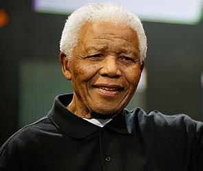 Нельсон Мандела. Фото: Getty Images/Fotobank.ru - 716253