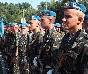Украина объявила последний призыв в