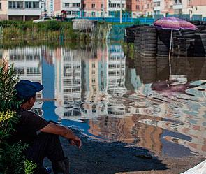 Наводнение в хабаровске бьет рекорды
