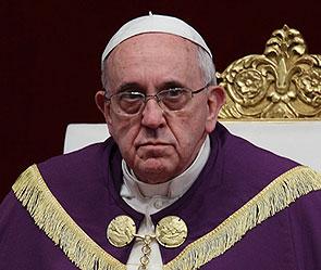 Папа Римский Франциск. Фото: GLOBAL LOOK press