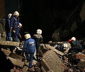 На заводе под Новосибирском прогремел мощный взрыв