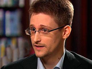 Эдвард Сноуден. Фото: twitter.com/NewsBreaker