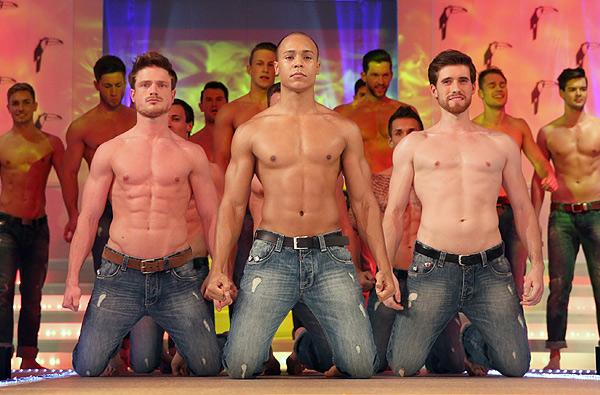 Фото мужского конкурса красоты