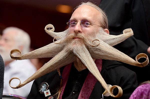 Ежегодный чемпионат усов и бород в