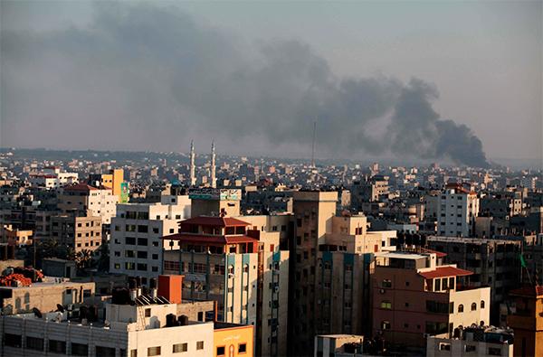 Жертвы новой войны на ближнем востоке