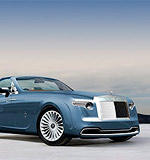 Pininfarina раскрыла суперкупе Rolls-Royce