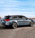 Opel Insignia удивила задней дверью