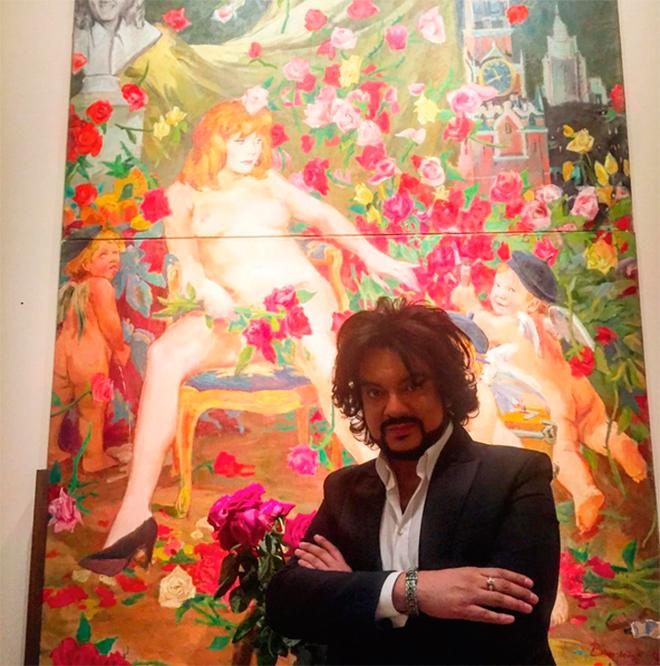 Филипп киркоров миллион алых роз