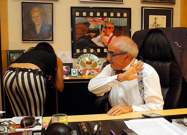 Адвокат Добровинский: биография, карьера, семья