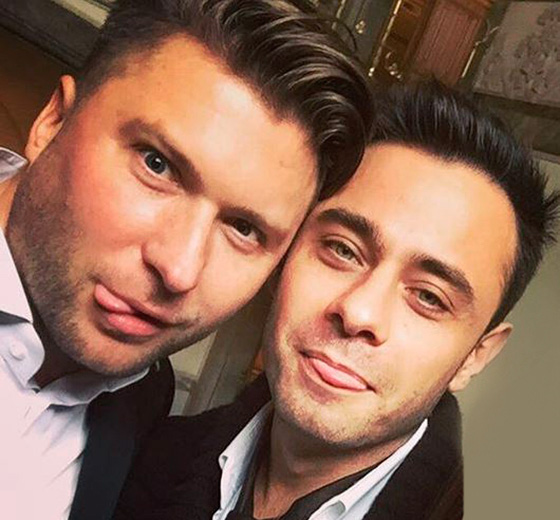 Максим Кочергин и Джемал Ахмедов. Фото: instagram.com