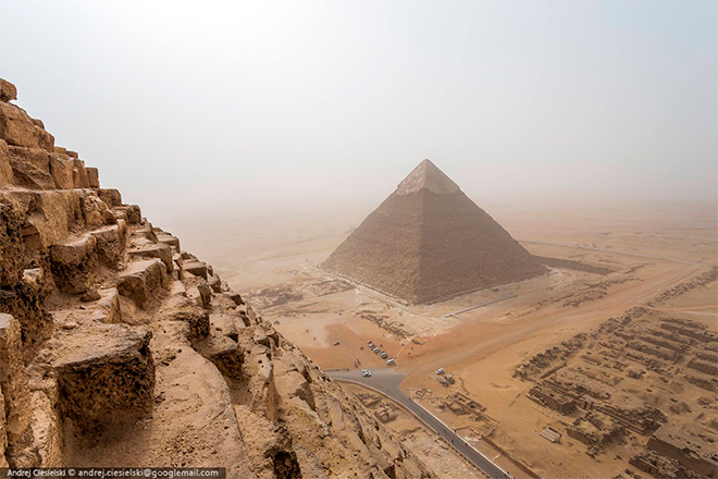 Пирамида и ее измерения - Shkolo ru
