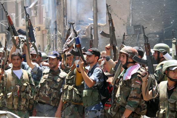Сирийские курды продвинулись кзахваченномуИГ Манбиджу напути вРакку