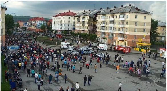 МЧС: Разбор завалов вМеждуреченске будет завершен кутру