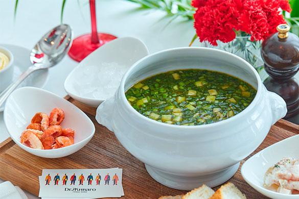 Холодные супы на лето рецепты