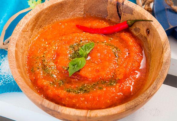Рецепты холодных супов для детей