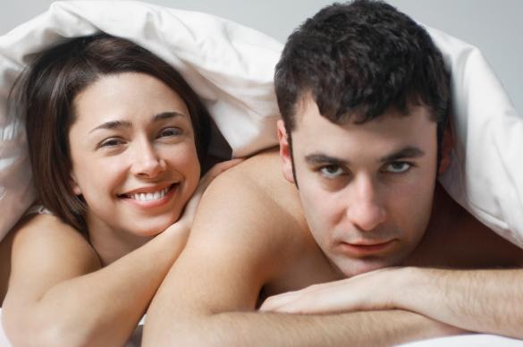 Мужчина может раздавить женщину во время секса