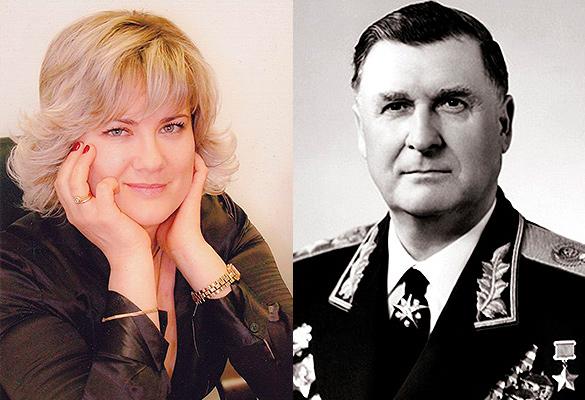 Ирина Бондаренко (Синюкова) и Василий Соколовский. Фото из архива Дней.Ру