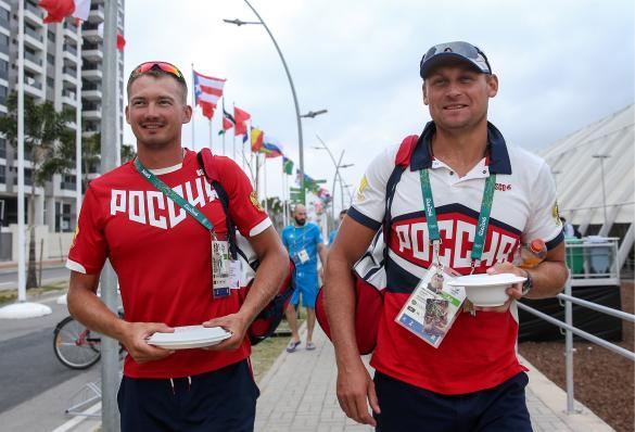 Белорусский экипаж гребцов «четверки»— на9-м месте наОлимпиаде вРио