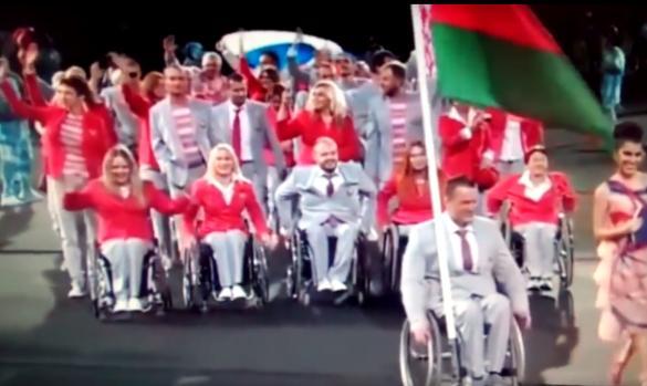 Украинский бегун И.Цветов установил мировой рекорд наПаралимпиаде